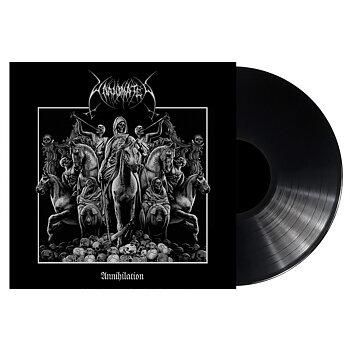 Unanimated - Annihilation - LP