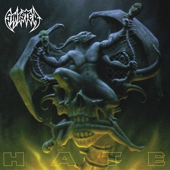 Sinister - Hate - LP
