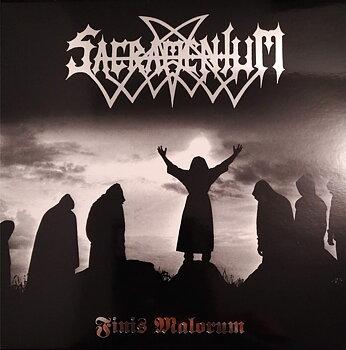 Sacramentum - Finis Malorum - Clear-Svart LP