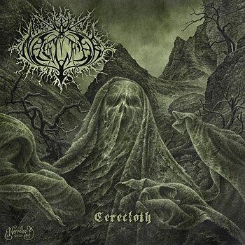 Naglfar - Cerecloth - Grön LP