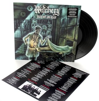 Witchery - Dead, Hot & Ready - LP
