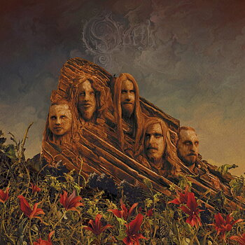 Opeth - Garden Of The Titans - LP