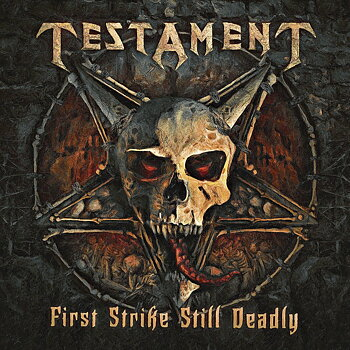 Testament - First Strike Still Deadly - LP+7""