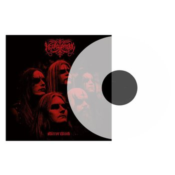 Necrophobic - Mirror Black - Clear 7""