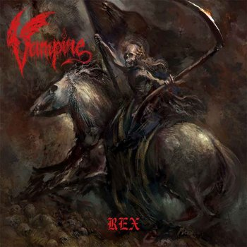 Vampire - Rex - Red LP