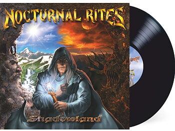 Nocturnal Rites - Shadowland - LP