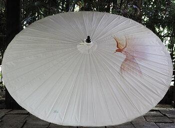 FÖRBOKA Parasoll diameter 200 cm Butsaba i bambu