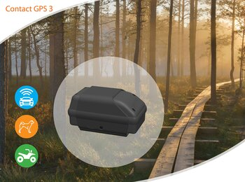 Contact GPS 3 - inkl laddare