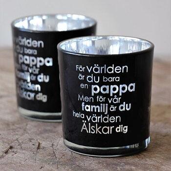 Majas Cottage Pappa lykta