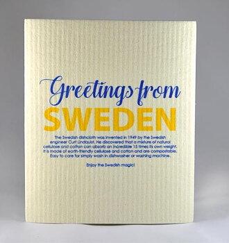 Disktrasa  Greetings from Sweden