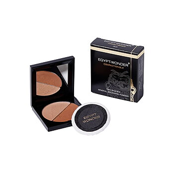 EGYPT-WONDER Mineral Bronzing Powder 11g, DUO