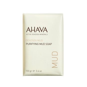 AHAVA Purifying Mud Soap -Lertvål 100g