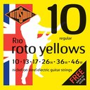 Rotosound Roto Yellows R10