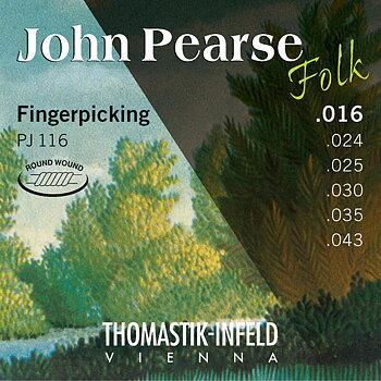 Thomastik John Pearse Folk PJ116
