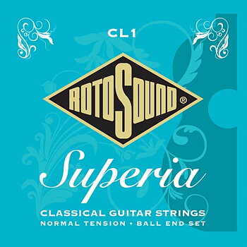 Rotosound CL1 Superia Nylon Ball-End