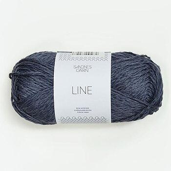 6061 Mörk blågrå - Sandnes Line