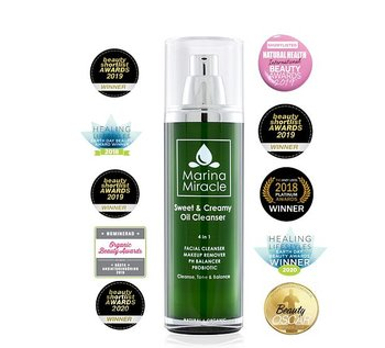 Marina Miracle Sweet & Creamy Oil Cleanser 110ml