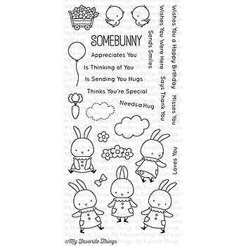Clear Stamps Somebunny