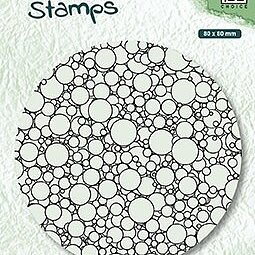 "Texture clear stamps ""Bubbles"""