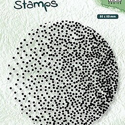 """Texture clear stamps """"Confetti"""""""