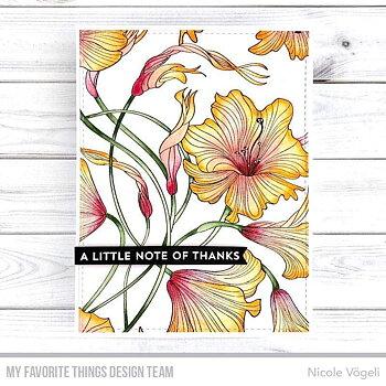 Harmonious Hibiscus Background