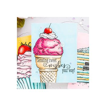 Sweetest Birthday Cone-Big & Bold