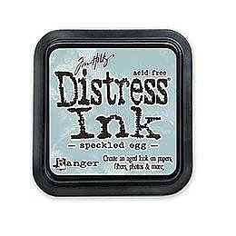 Distress Ink Dyna -  Speckled Egg