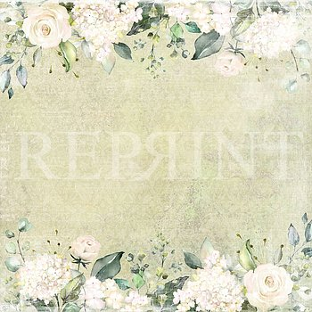 A Special Day Collection - Roses edging