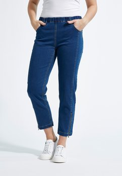 Piper Jeans Regular Crop 43515 Light Denim