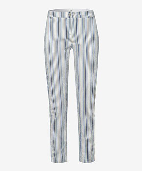 Maron Chinos Stripes 24 Summer Stripes