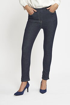 Faith Hot Jeans  40518-dark-blue- denim