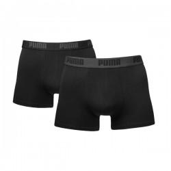 Boxerkalsonger Puma, 2-pack, svarta