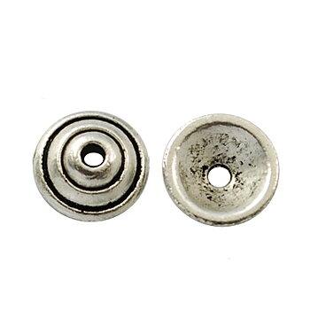 Pärlkåpa cirklar 11mm