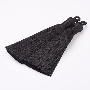 Tofs svart