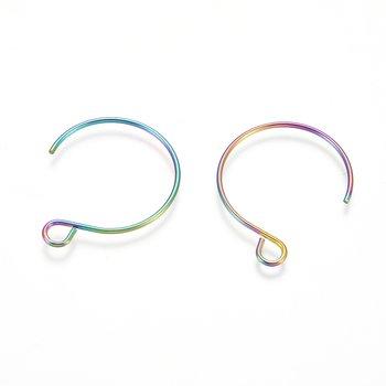 Örkrok rostfritt stål 6st multicolor