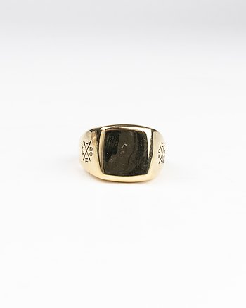 Kenta Gold Ring