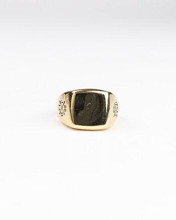 Kenta Gold Ring