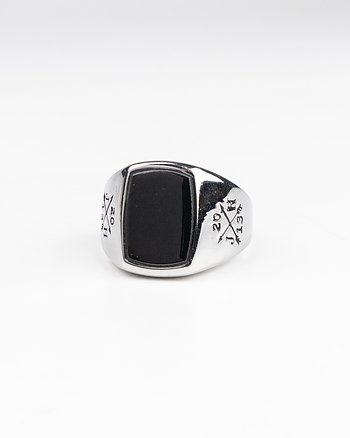 Hannes Silver Ring