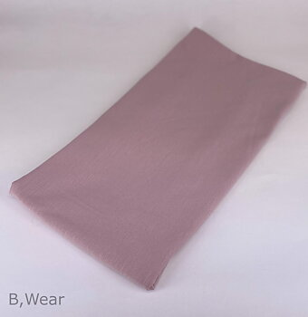 Soft Bamboojersery in Old Pink