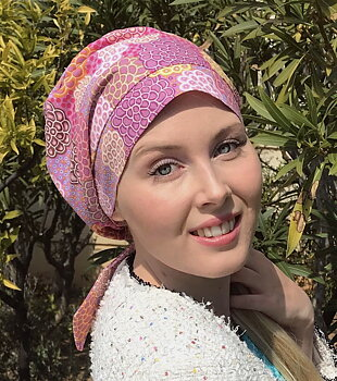 Linda, vid håravfall