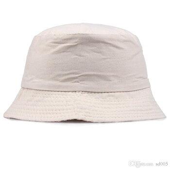 Ally beige vändbar hatt