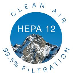 Electrolux S filter Hygiene filter, Tvättbart