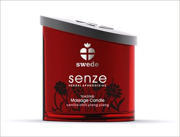 Swede Teasing Massage Candle - Vanilla Chili Ylang Ylang 150 ml