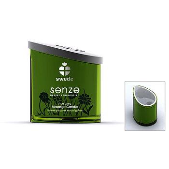 Swede Vitalizing Massage Candle - Lemon Pepper Eucalyptus 150 ml