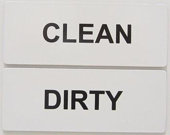 Clean Dirty v/sv