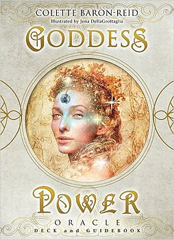 "Goddess Power Oracle Card ""Delux Edition"""