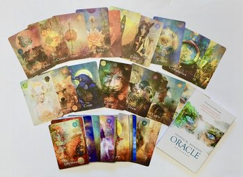 """Mystical Shaman Oracle Cards """"Delux"""""""