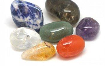 7 Chakra stenar