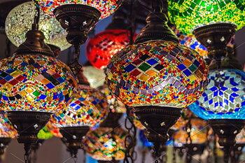 Turkiska lampor - Storpack