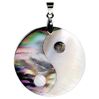 Yin Yang - pärlemor